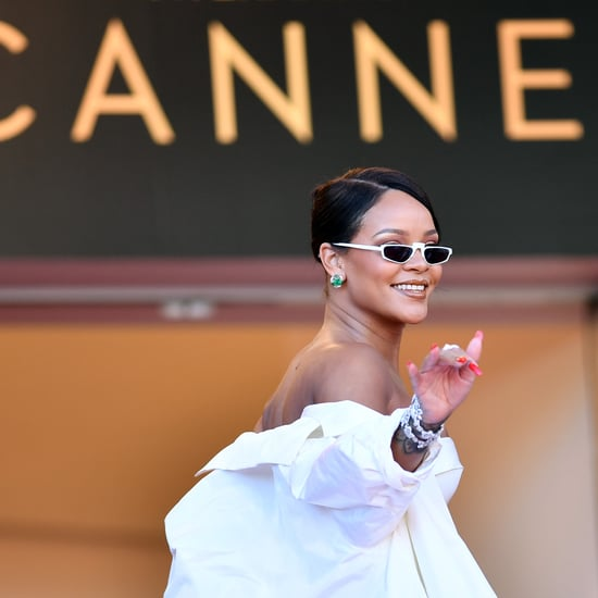 Rihanna Discusses New Music R9 and Boyfriend Hassan Jameel