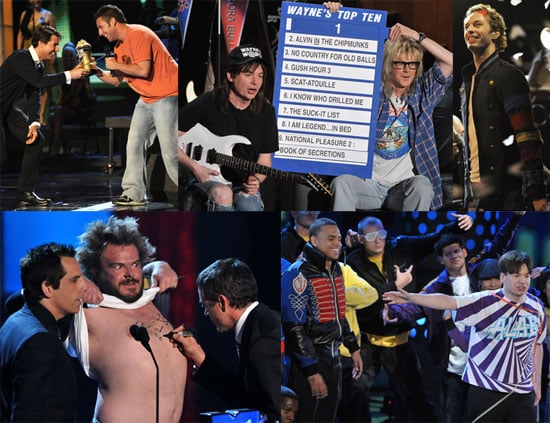 What Was Your Favorite Part of the MTV Movie Awards?