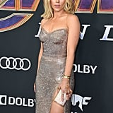 Scarlett Johansson at the Avengers: Endgame Premiere