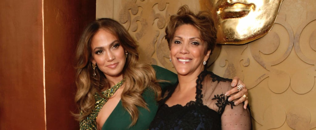 Jennifer Lopez and Her Mom Are 2 Peas in a Pod