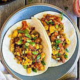 Tofu Scramble Breakfast Tacos