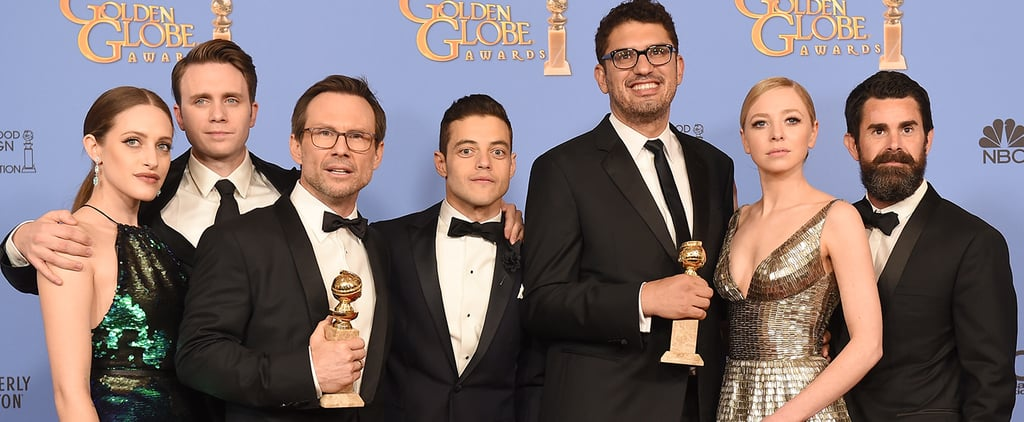 Here's Why Mr. Robot's 2 Golden Globe Wins Are a Really Big Deal