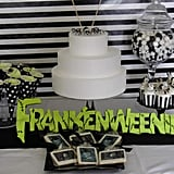 A Frankenweenie Party