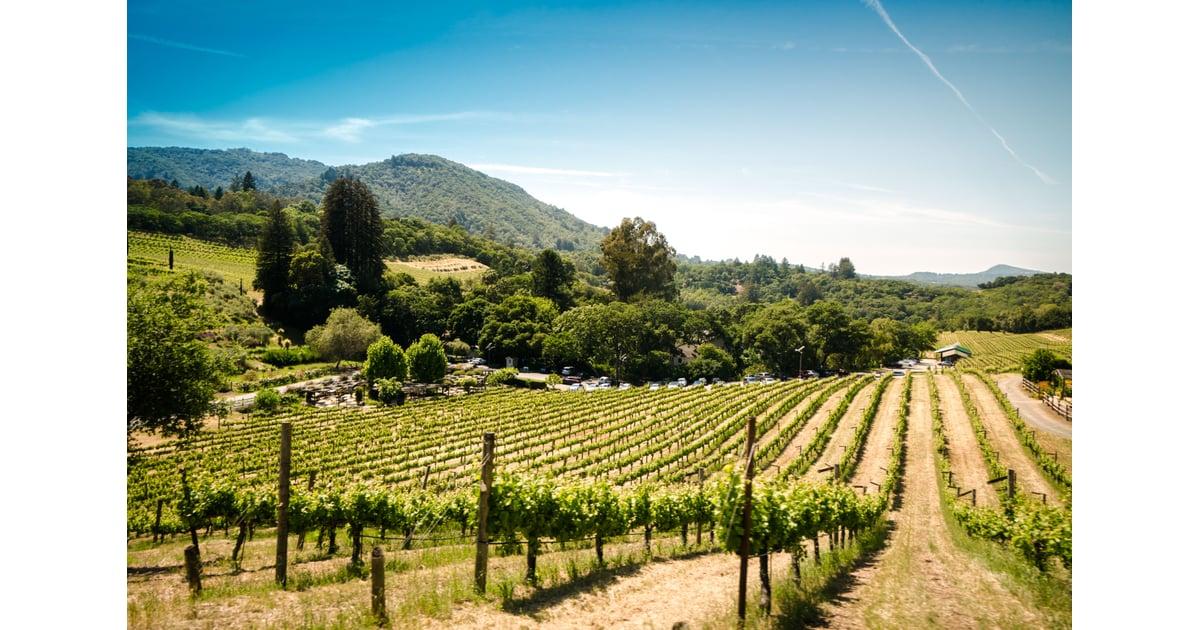 Sonoma California Best Vacation Spots In The Us Popsugar Smart Living Photo 1