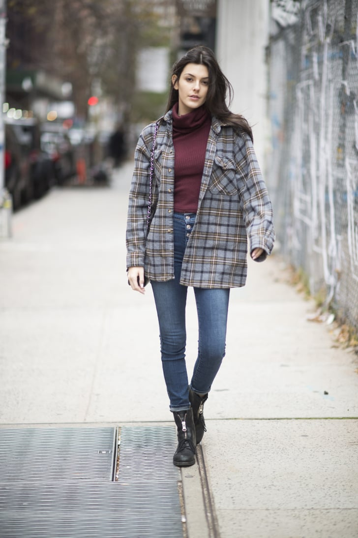 Winter Street Style 2015 Popsugar Fashion Photo 24