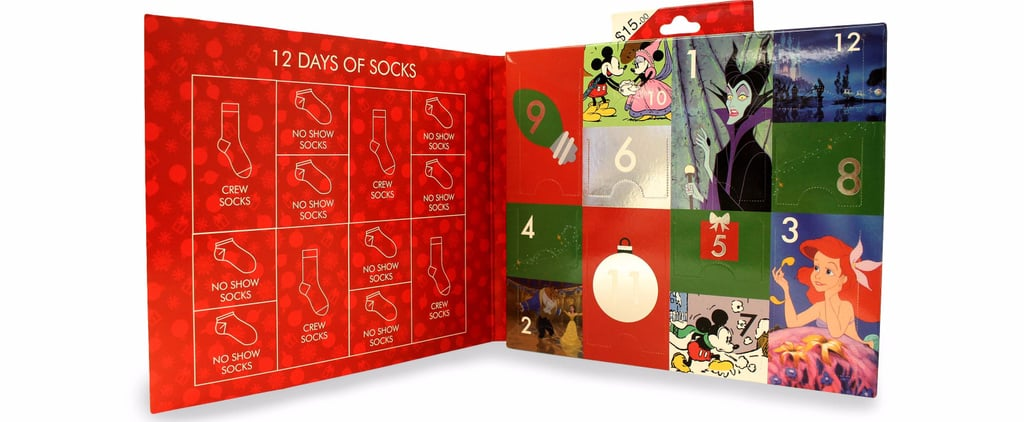 Target Sock Advent Calendars