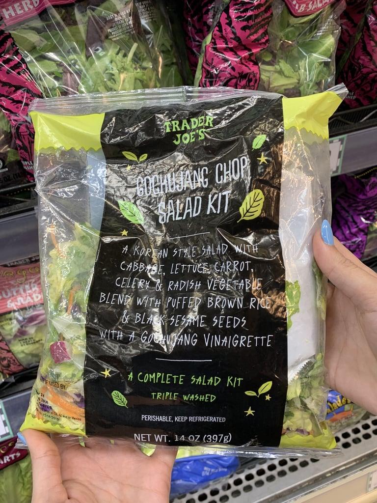 Trader Joe's Gochujang Chop Salad Kit ($4)