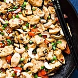 Easy Paleo Cashew Chicken Stir-Fry