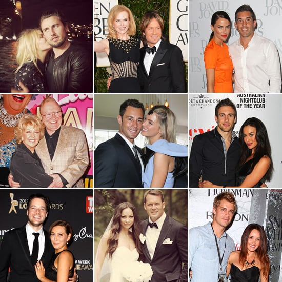 Love Match: 20 of Australia's Cutest Celebrity Couples