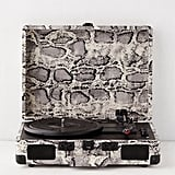 Crosley Snakeskin Cruiser Bluetooth Record Player