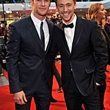 When They Looked Rather Dapper on the Red Carpet