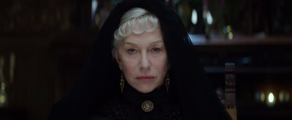 Helen Mirren's New Horror Movie Is Based on a True Story, and the Trailer Is TERRIFYING