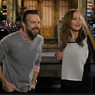 Jennifer Lawrence on SNL