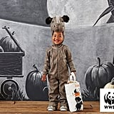 Black Rhino Costume