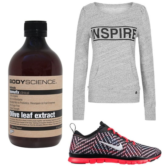June Must Haves: Workout Wear and Health Products