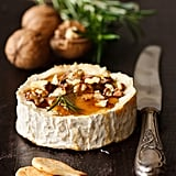 Walnut and Honey Baked Brie