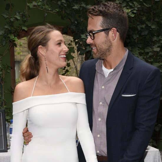 Blake Lively and Ryan Reynolds at NYC Event August 2018
