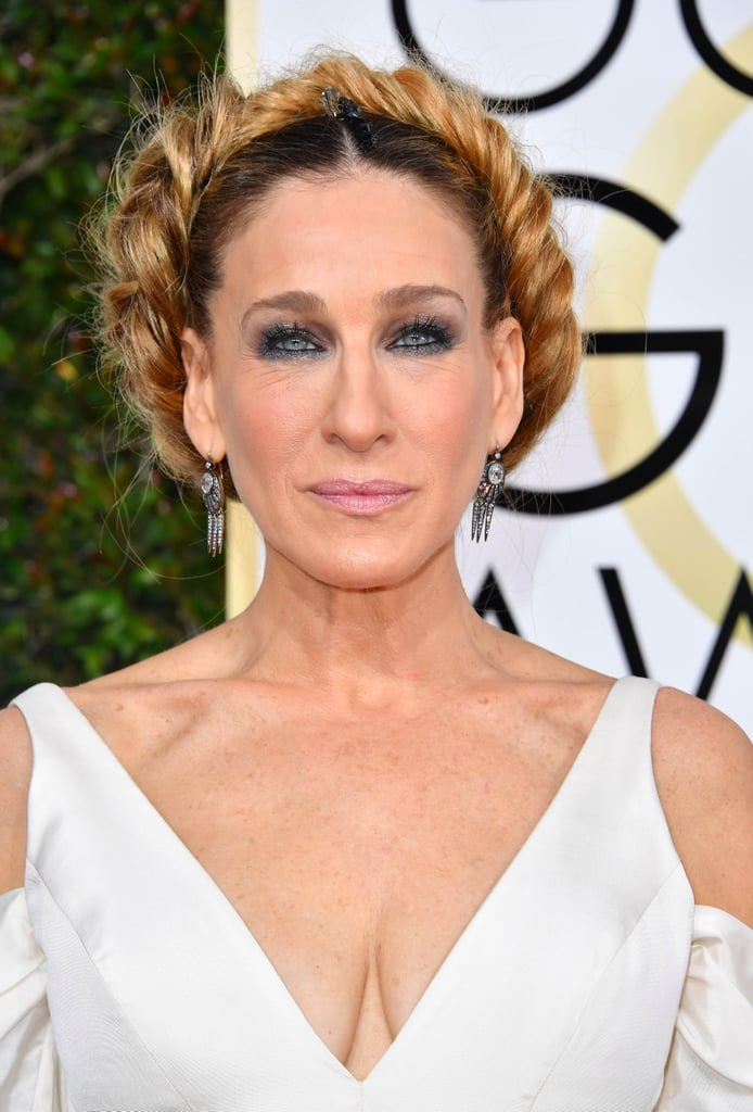 Sarah Jessica Parker's Hairstyle Honors a Very Important Person Who Just Passed Away