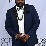 Brian Tyree Henry at the 2019 SAG Awards