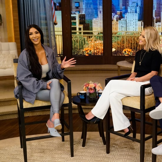 Kim Kardashian Talks About Being Strong For Her Family