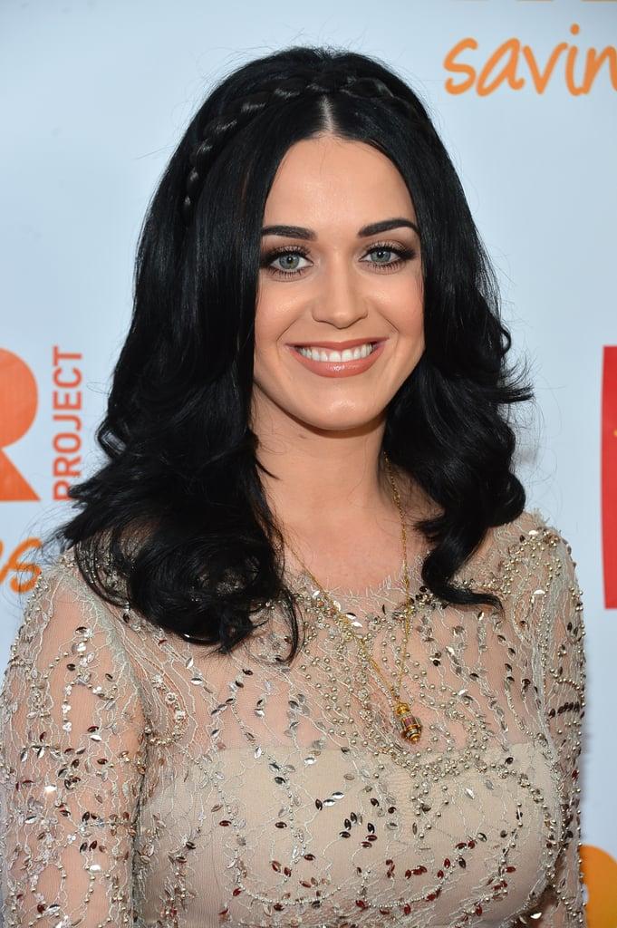 Katy Perry's Dark Waves in 2012