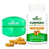 Naturall Turmeric Curcumin With Bioperine