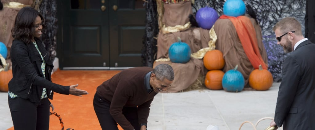 """You've Got to See the Hysterical Costume President Obama Awarded """"Top Prize"""" in 2015"""