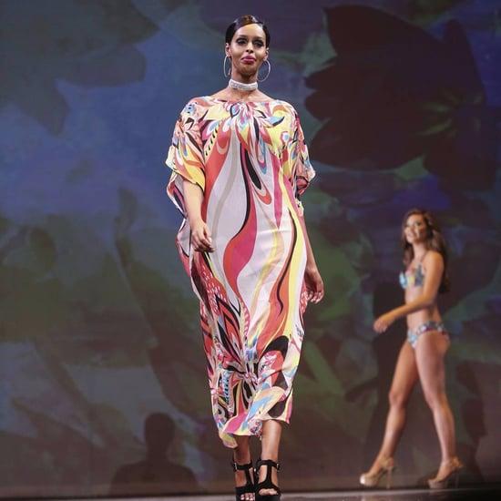 مشتركة في مسابقة ملكة جمال الكون ترتدي القفطان بدل البكيني
