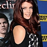 Ashley Greene Breaks From Breaking Dawn For a Return to Eclipse
