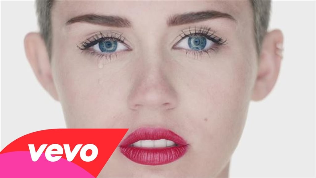 "Video of the Year: ""Wrecking Ball"" by Miley Cyrus"