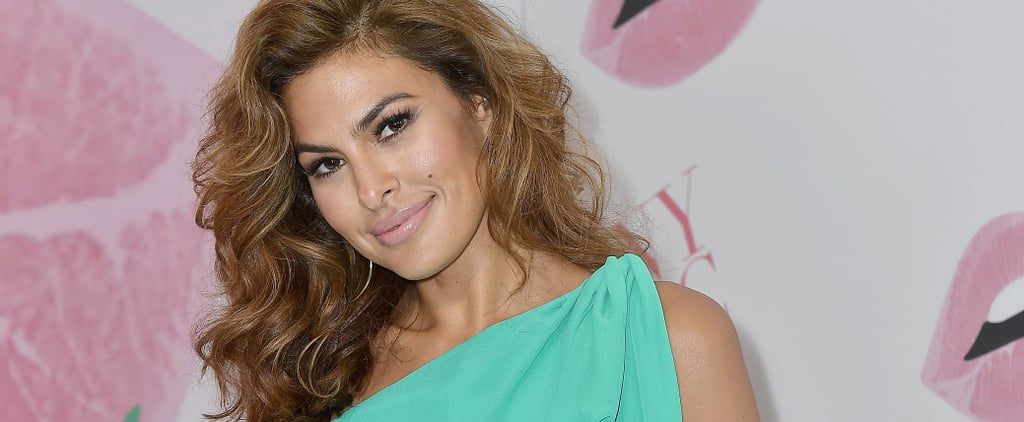 Eva Mendes Makes a Rare Appearance in Miami After Skipping Award Season