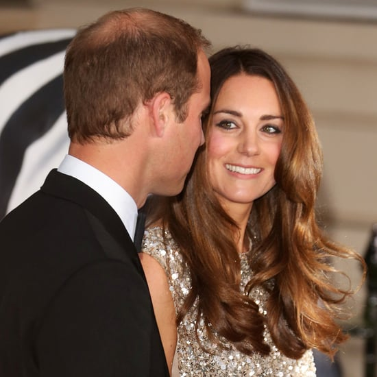 Kate Middleton & Prince William at Tusk Conservation Awards