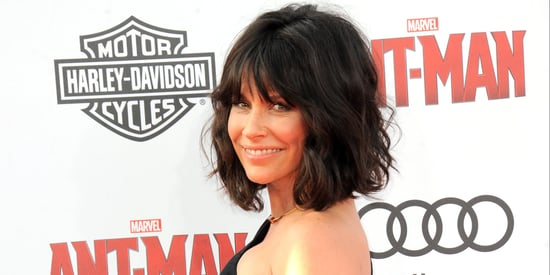 Evangeline Lilly Reveals She's Pregnant By Debuting Baby Bump At 'Ant-Man' Premiere