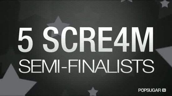 Scream Finalists
