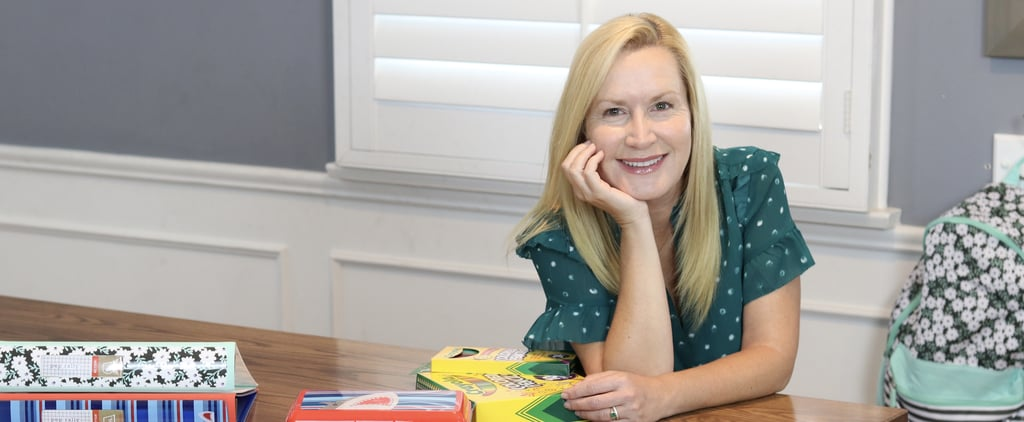 Angela Kinsey Shares What At-Home Learning Has Been Like