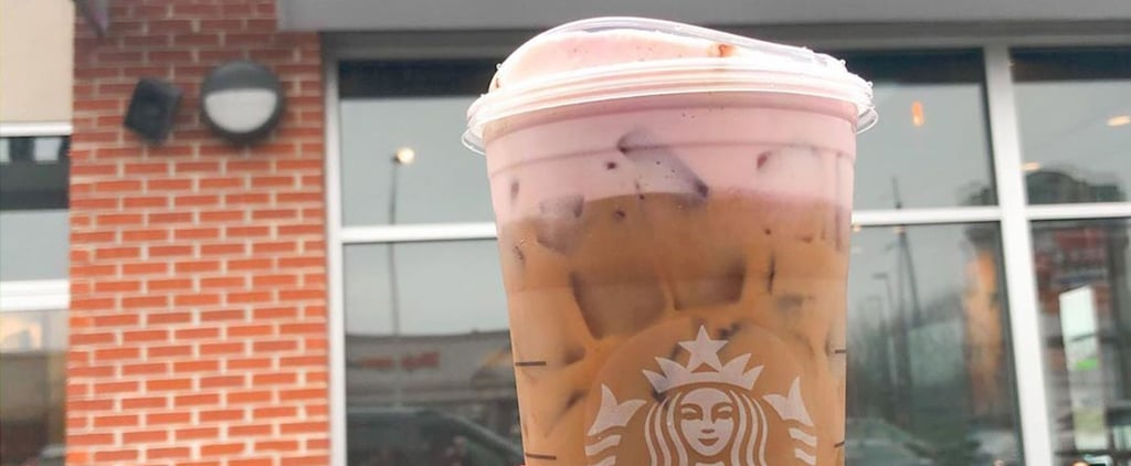 Starbucks Has a Secret Valentine's Day Drink With Pink Foam