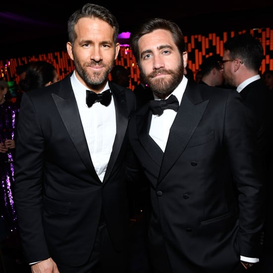 Jake Gyllenhaal Reacts to Ryan Reynolds's Oscar Snub 2017