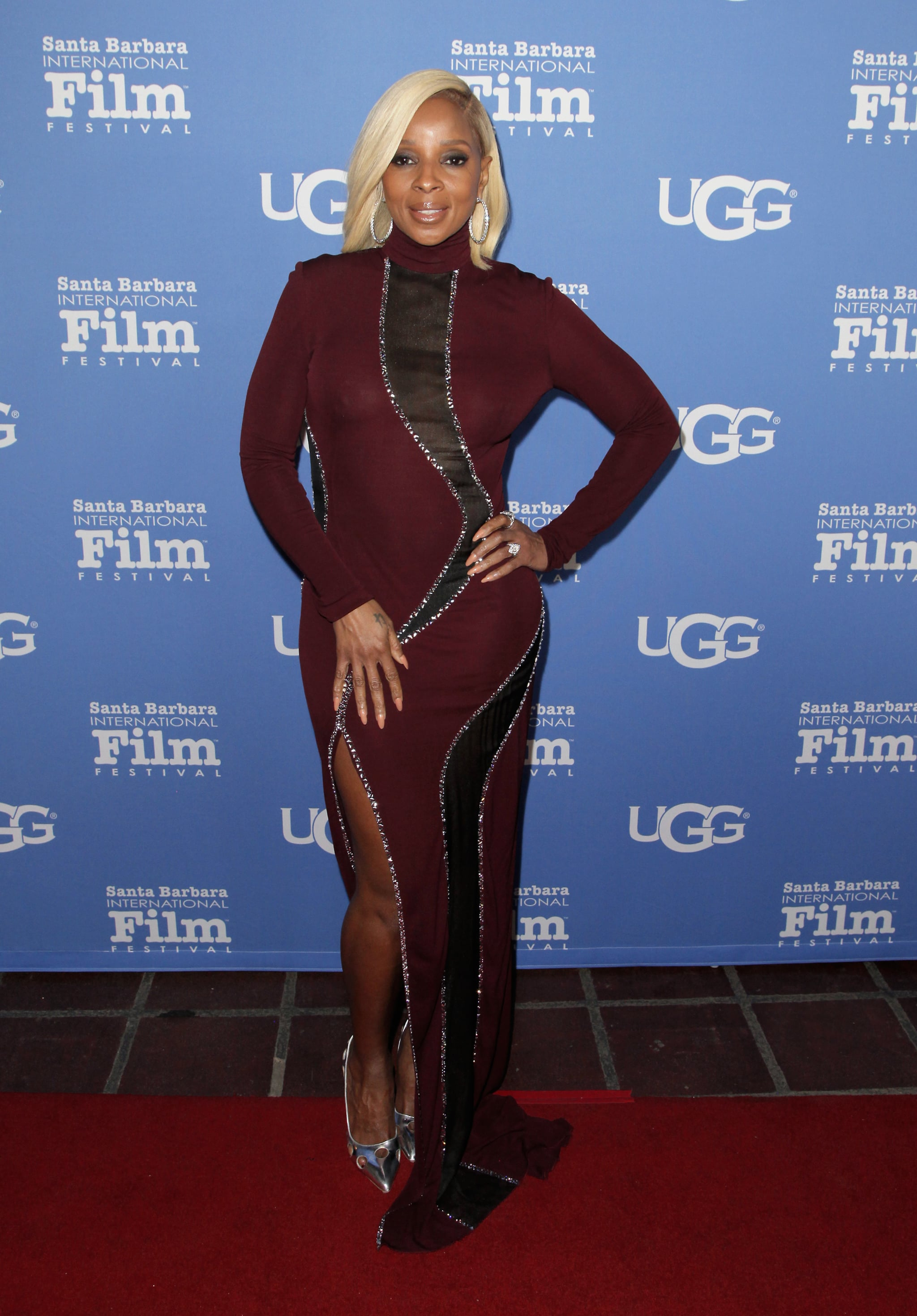 Mary J. Blige Workouts and Diet | POPSUGAR Fitness Australia