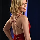 Elizabeth Banks at the Vanity Fair Oscars Afterparty
