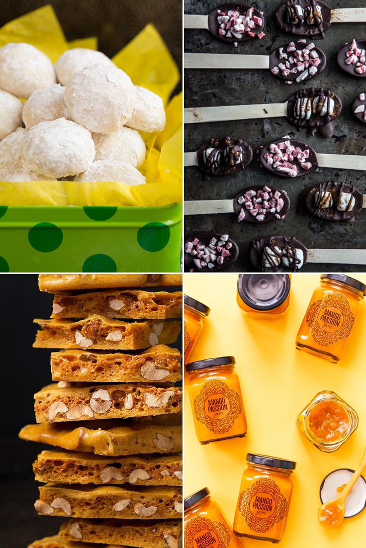 100 Ideas For Homemade Edible Gifts