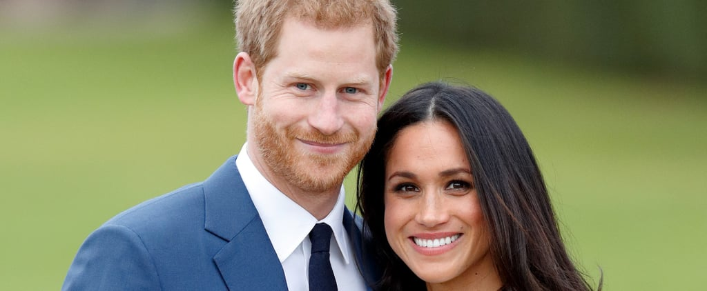 Prince Harry and Meghan Markle Sent Out Their Wedding Invitations — Did You Get Yours?
