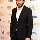 Anna Kendrick and Jake Gyllenhaal at End of Watch | TIFF