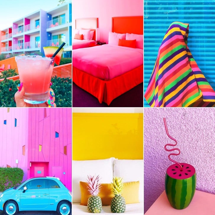 The saguaro palm springs popsugar smart living for Palm springs strip hotels