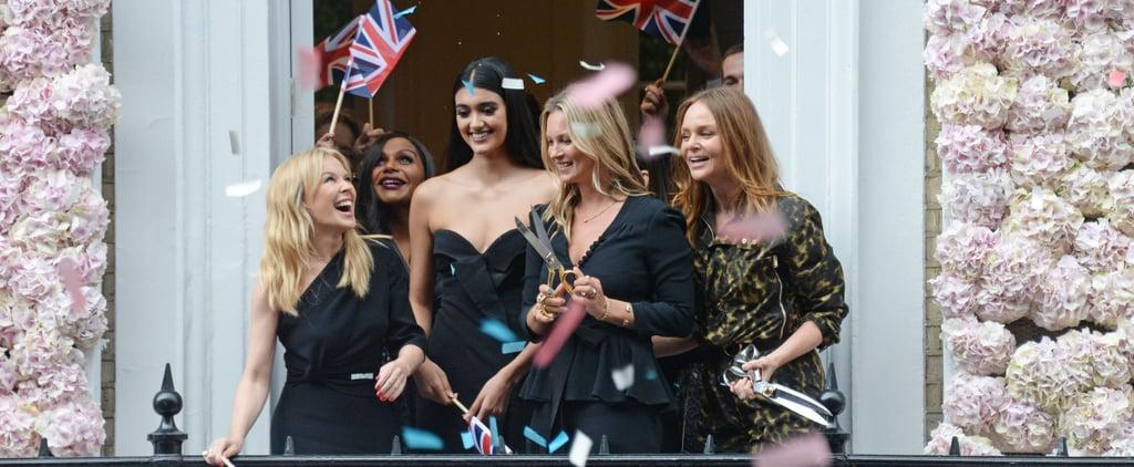 Stella McCartney Bond Street Store Opening Pictures