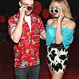 Cameron Monaghan and Peyton List as True Romance's Clarence and Alabama