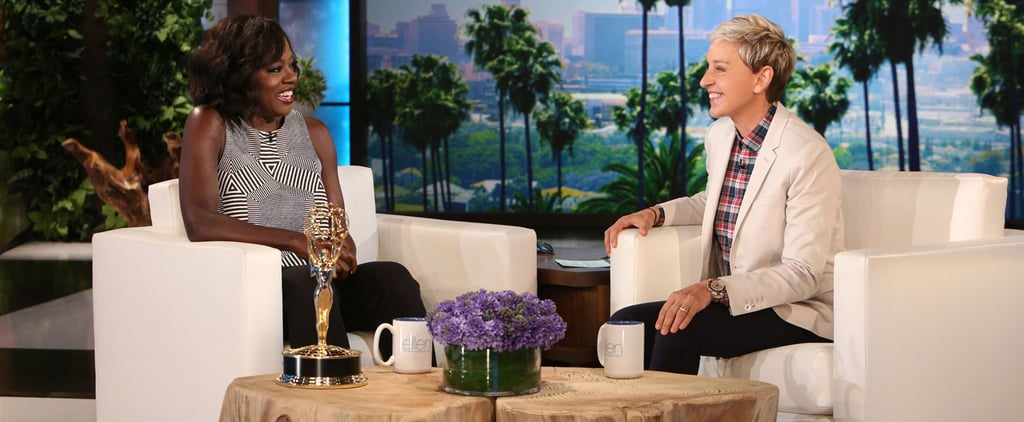 You Will Love What Oprah Got Viola Davis After Her Big Emmys Win