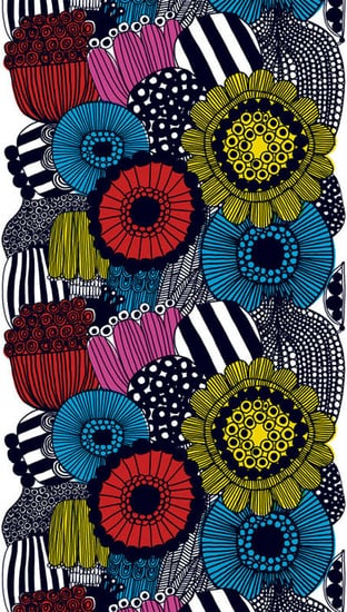 Nice and New: Marimekko Fall 2009 Fabric Collection