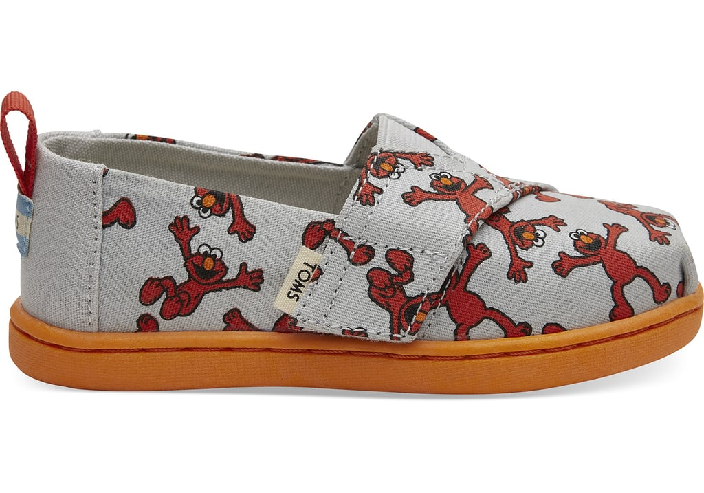 ff107fc0333912 TOMS Sesame Street Shoes