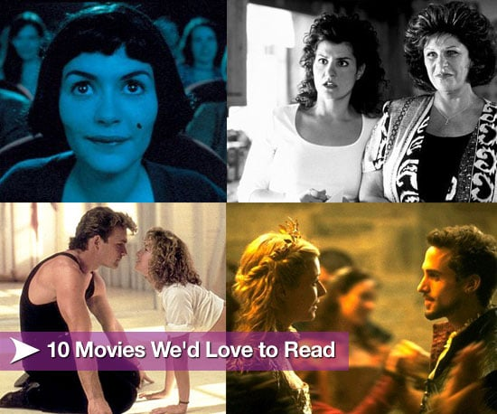 Movies That Should Be Turned Into Books