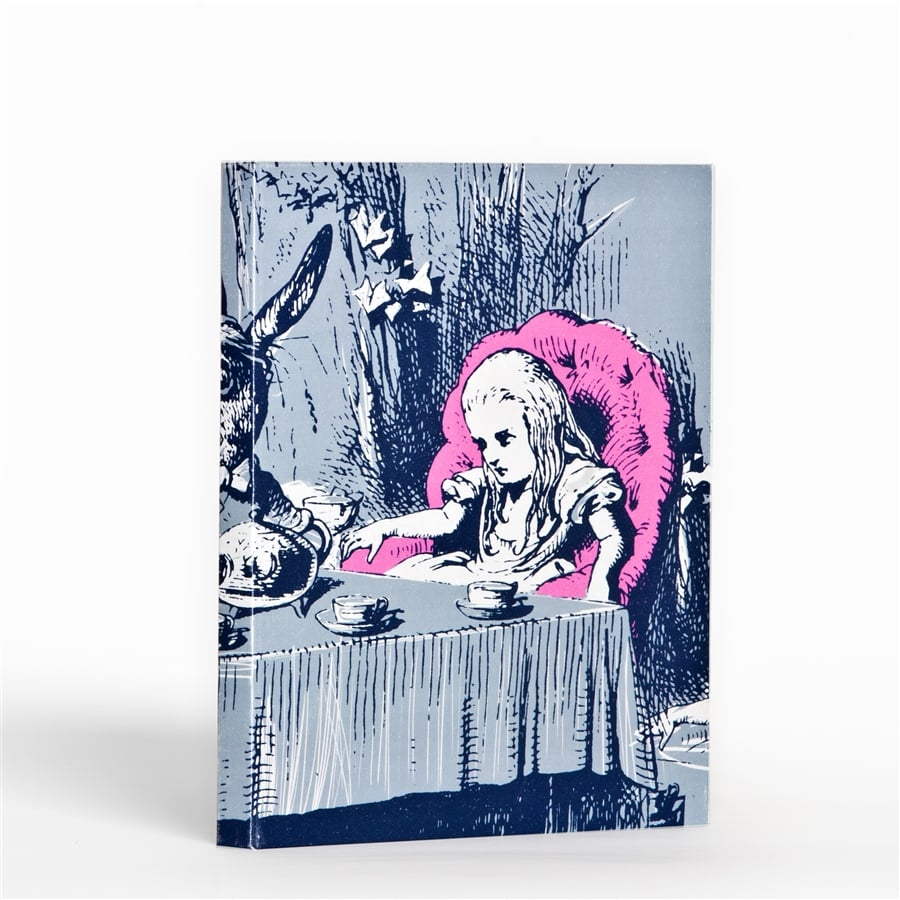 John Tenniel's classic artwork comes to life again with the Alice in Wonderland iPad case ($50).